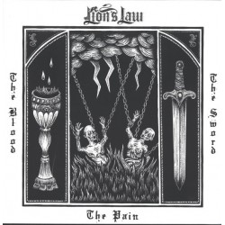 The Pain, The Blood And The Sword (LP)