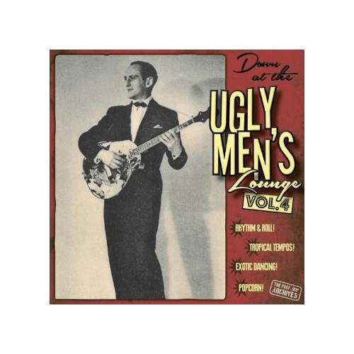 Down At The Ugly Men's Lounge Vol.4 (10'+CD)