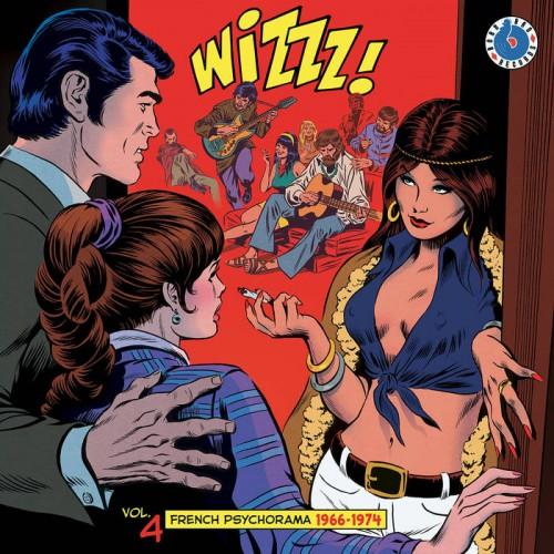 Wizzz ! French Psychorama Vol.4 (LP)