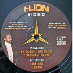 Lion In The Flag (LP)
