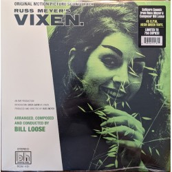 Vixen (LP) limited edition