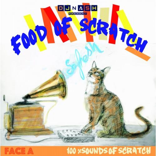 Food Of Scratch (LP)