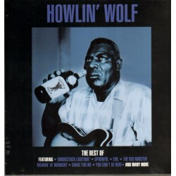 The Best Of Howlin' Wolf (LP)