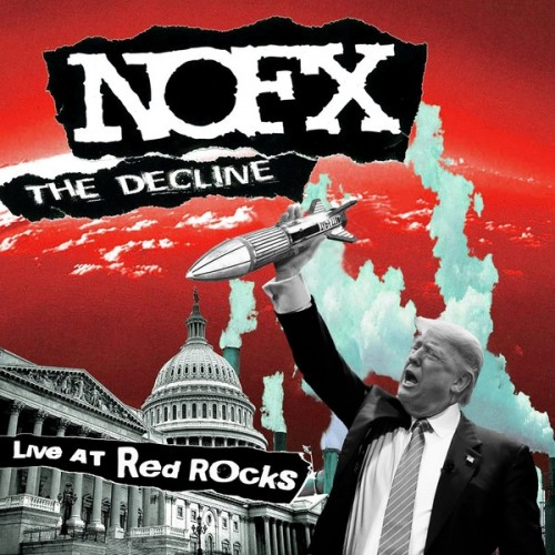 The Decline Live At Red Rocks (LP)