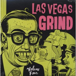 Las Vegas Grind Vol.4 (LP)