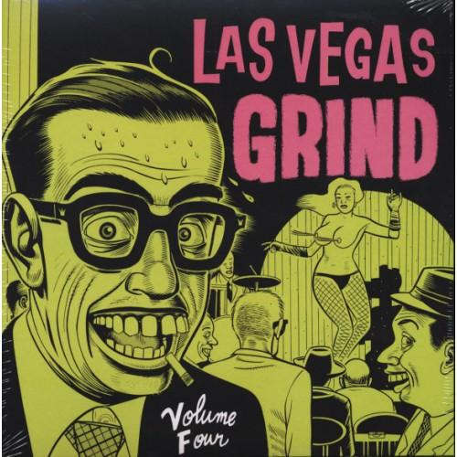 Las Vegas Grind Vol.4 (LP)