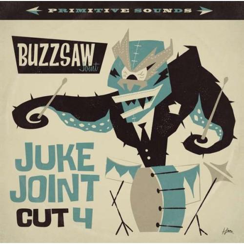 Buzzsaw Joint Cut 4 (LP)