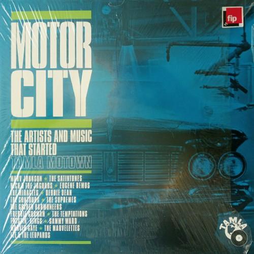 Motor City (LP)