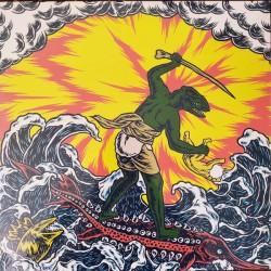Teenage Gizzard (LP) jaune
