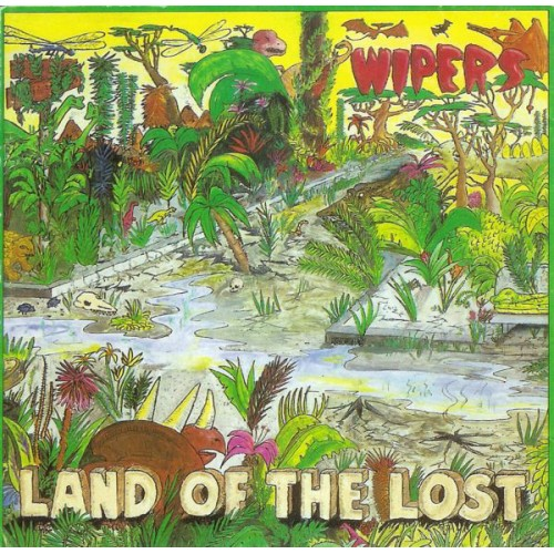 Land Of The Lost (LP) coloured