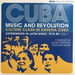 Cuba : Music And Revolution 1975-85 vol.1 (3LP)