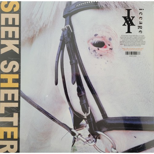 Seek Shelter (LP) coloured