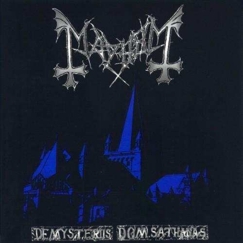 De Mysteriis Dom Sathanas (LP) coloured