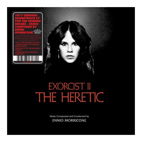 Exorcist II - The Heretic (LP) couleur