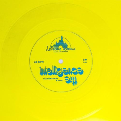 Celebration Radio (45t Flexi) jaune