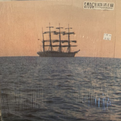 Doctor Came At Dawn (LP)
