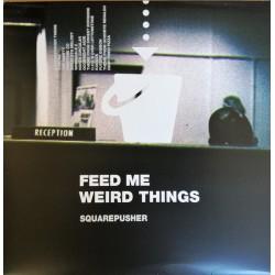 Feed Me Weird Things (2LP+10') coloured
