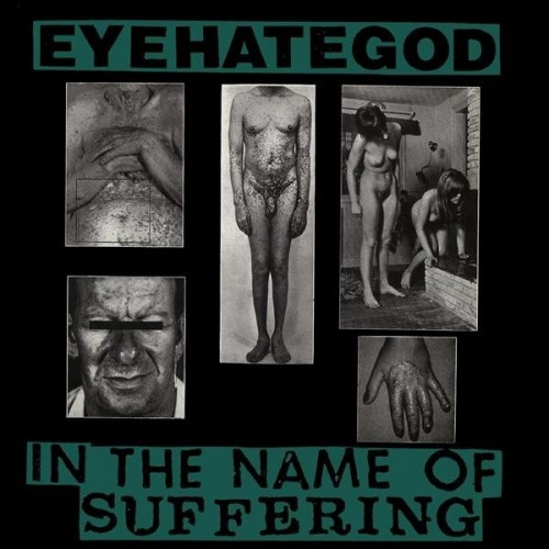 In The Name Of Suffering (LP) couleur