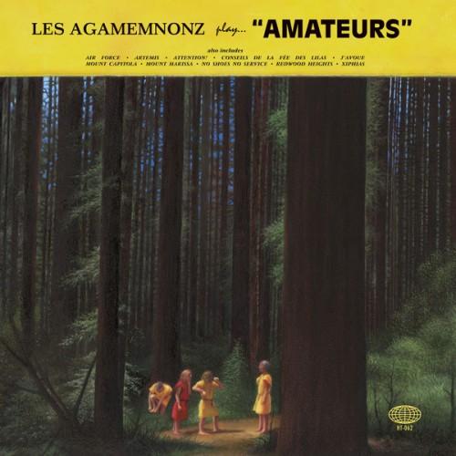 Amateurs (LP) coloured