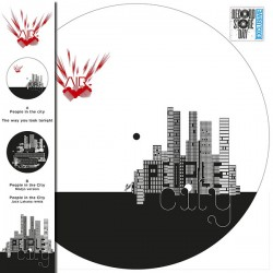People In The City  (EP Pict. Disc)
