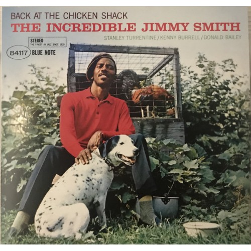 Back At The Chicken Shack (LP)