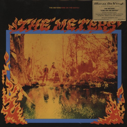 Fire On The Bayou (2LP)