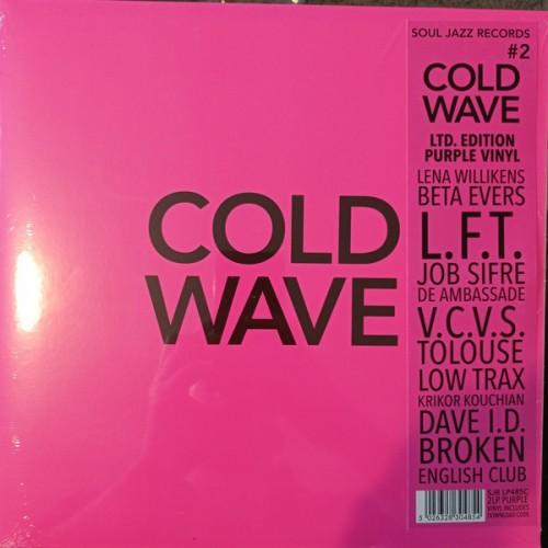 Cold Wave Vol.2 (2LP) couleur