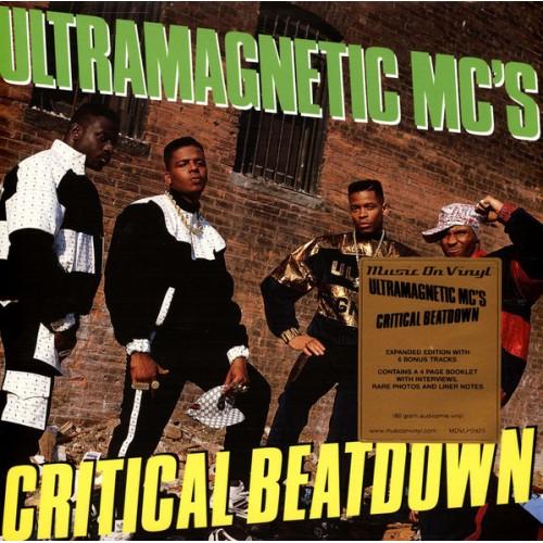 Critical Beatdown (2LP+Livret)