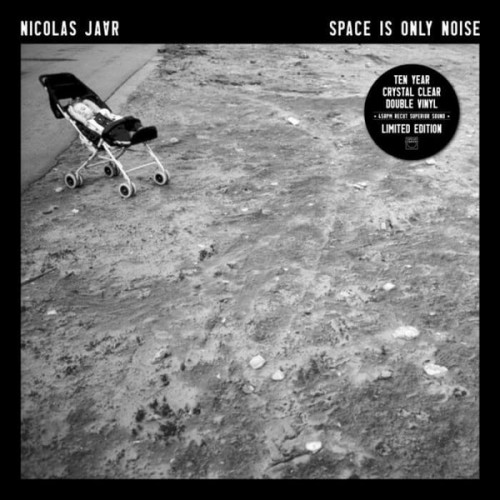 Space Is Only Noise (2LP) clear