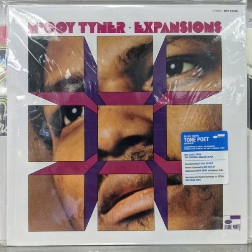 Expansions (LP)