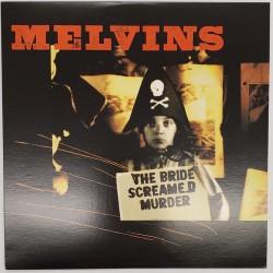 The Bride Screamed Murder (LP) coloured