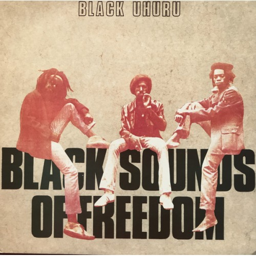 Black Sounds Of Freedom (LP)