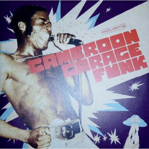 Cameroon Garage Funk (2LP)