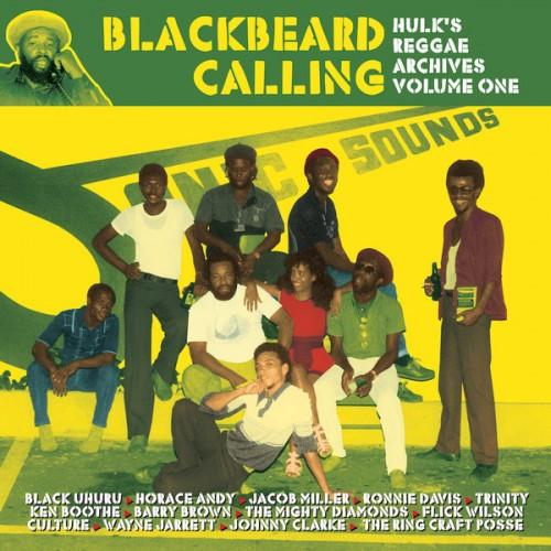 Blackbeard Calling /Hulk's Reggae Archives Vol.1 (LP)