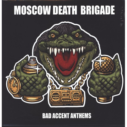 Bad Accent Anthems (LP)