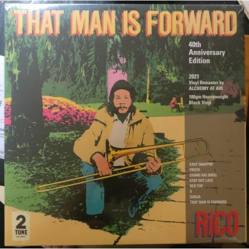 That Man Is Foward (LP)