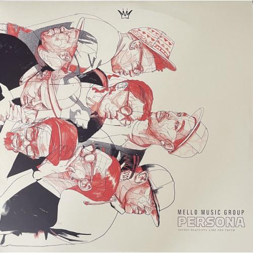 Persona (LP) coloured