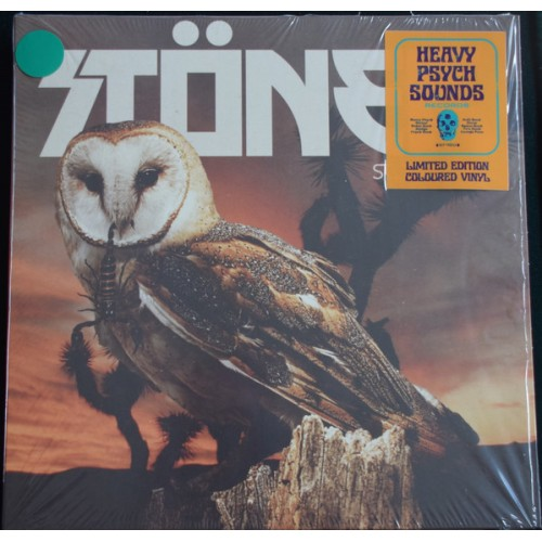 Stoner Rule (LP) coloured