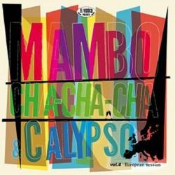 El Vidocq Presents : Mambo, Cha-Cha-Cha & Calypso Vol.4 (LP+CD)