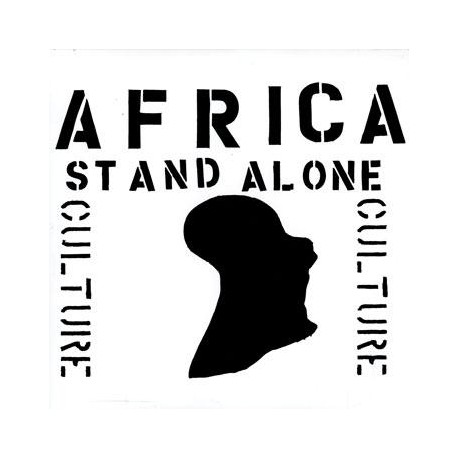 Africa Stand Alone (LP)