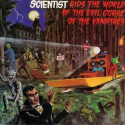Scientist rids the world ... of the vampires (LP)