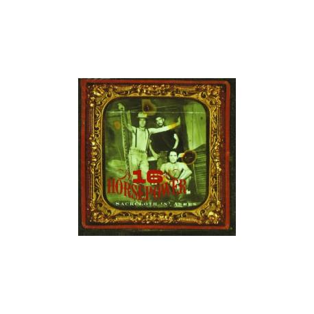 Sackcloth 'N' Ashes (LP)