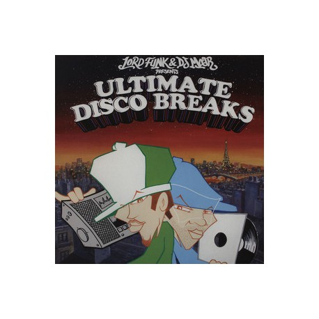 & Lord Funk - Ultimate Disco Breaks (LP)
