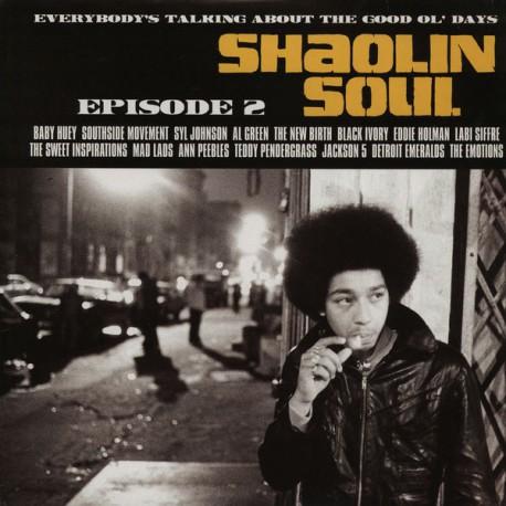 Shaolin Soul Episode 1 (2LP)
