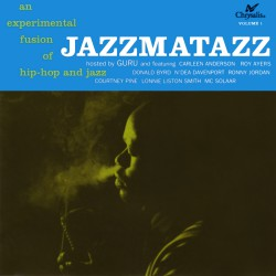 Jazzmatazz Vol.1 (LP)