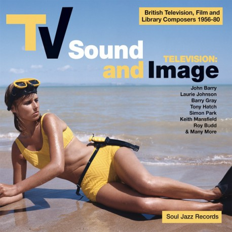 TV Sound And Image Vol.1 (2LP)