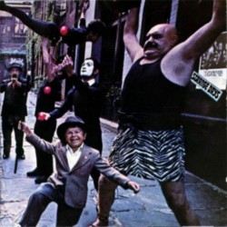 The Strange Days (LP)