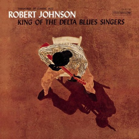 King of the Delta  Blues Singers Vol.1 (LP)