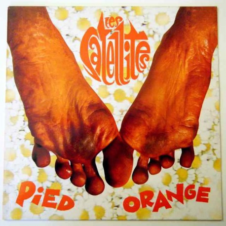 Pied Orange (LP)