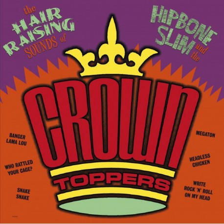 The Hair Raising Sounds Of (LP)